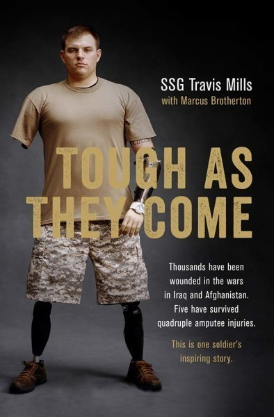 """Tough As They Come"", Travis Mills on Surviving an IED Explosion, and Life As A Quadruple Amputee"
