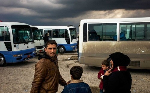 Two Families Surviving the Crossroads of the Syrian Civil War