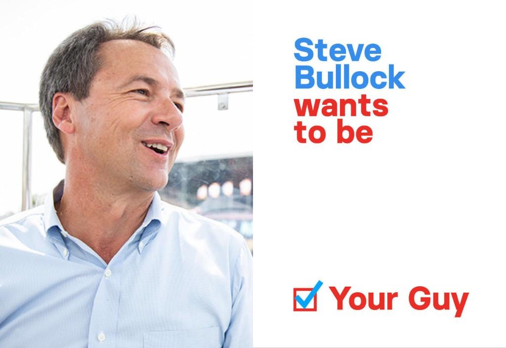 Steve Bullock ? - Magazine cover