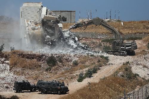 Israel prepares to demolish homes on Jerusalem outskirts, stoking Palestinian fears