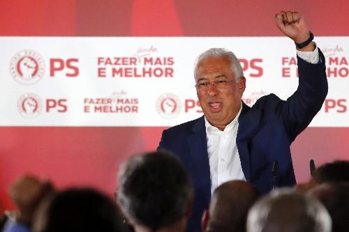 Portugal's Socialists win election, now eye alliances