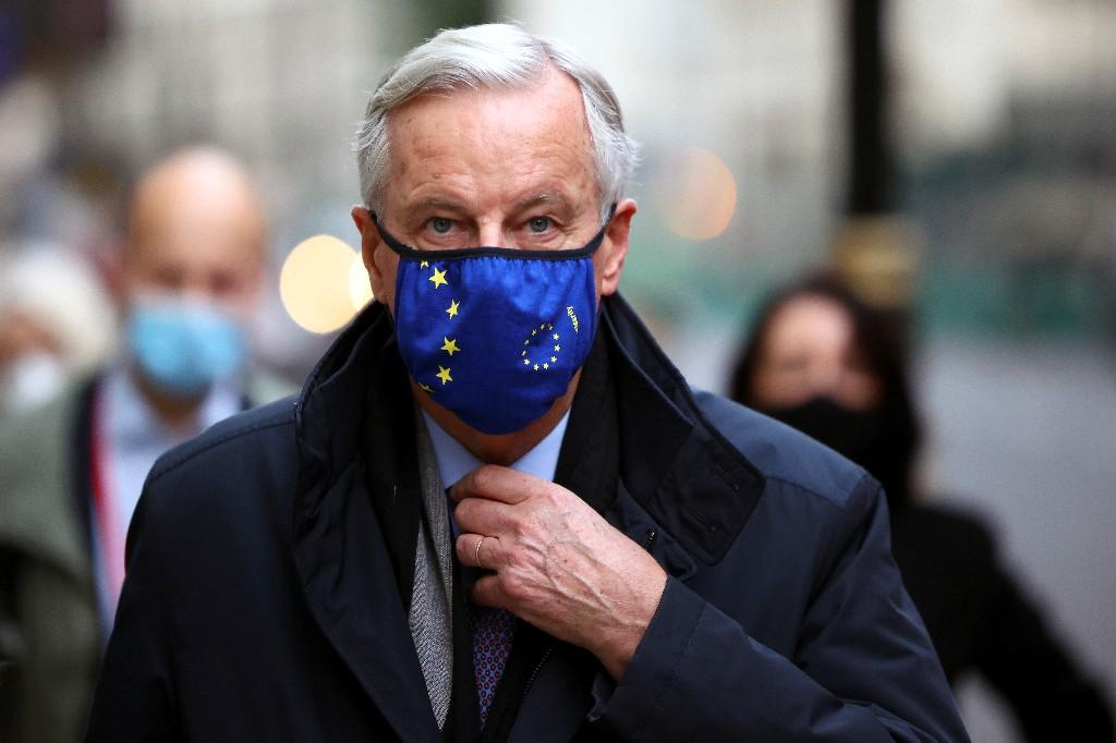 Brexit: Les négociateurs européens vont prolonger leur visite à Londres, rapporte le Sunday Telegraph