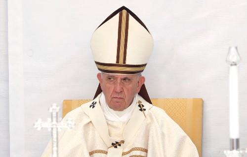 Climate change is 'challenge of civilisation,' Pope tells U.N. conference