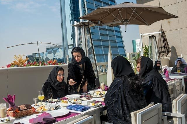The Changing Face of Saudi Women