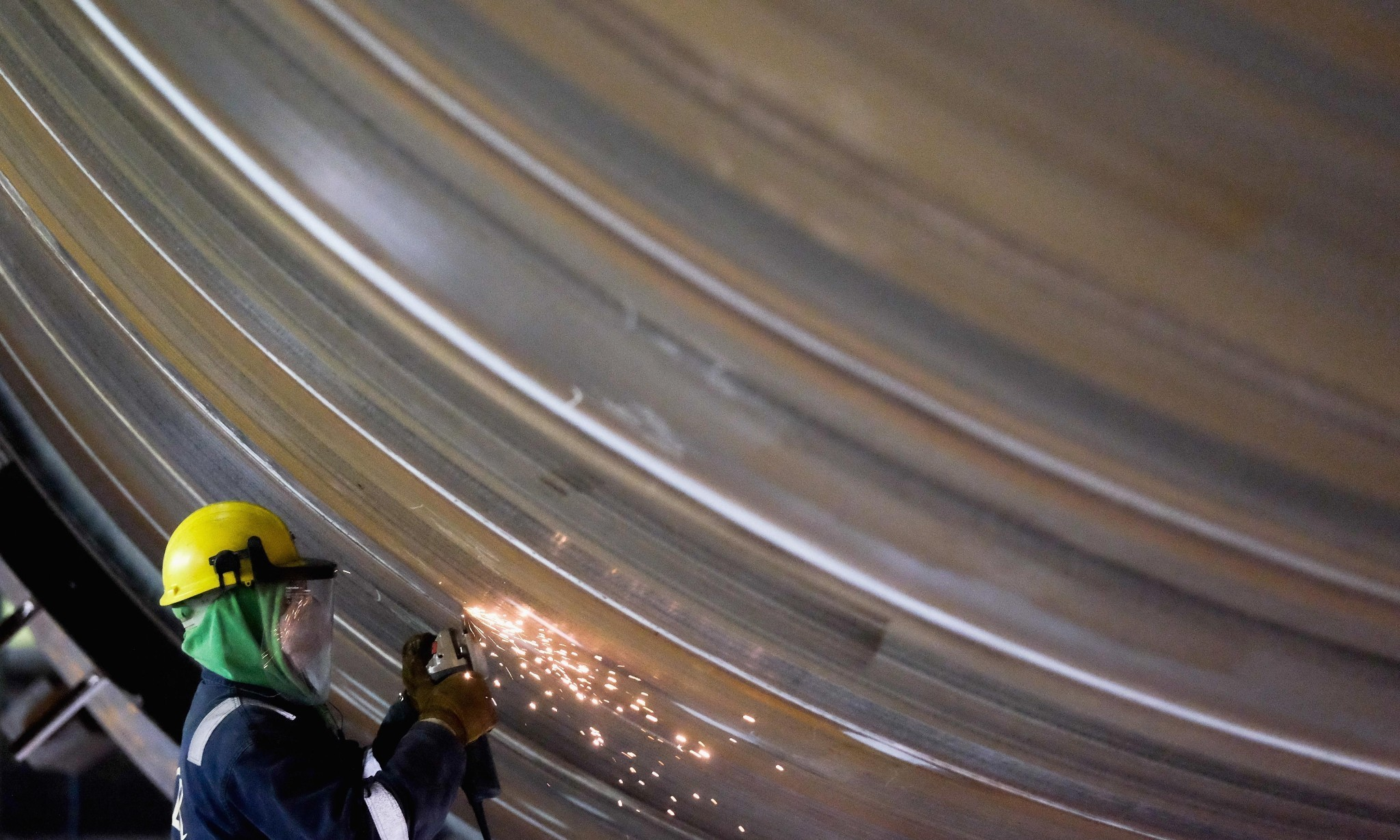 UK manufacturing and construction ended 2016 on a strong note