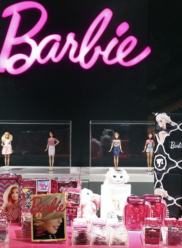 Barbie Doll Exhibition during Paris Fashion Week: Pictures