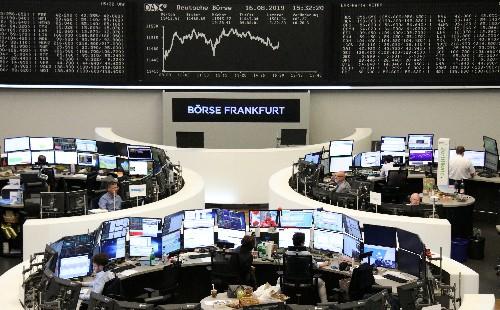 European stocks sink after China retaliates with higher tariffs on some U.S. goods
