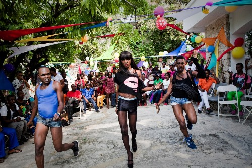 Haiti's fight for gay rights