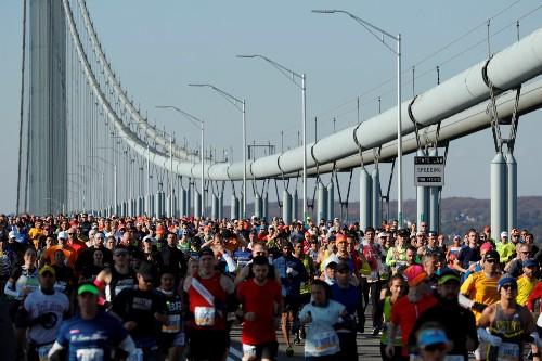 New York City Marathon in Pictures