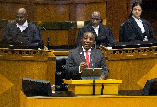South Africa's Ramaphosa says Eskom too vital to fail