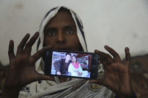 Sold to China as a bride, she came home on brink of death