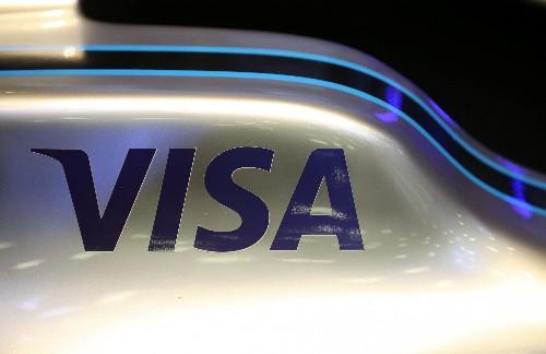 Bénéfice en hausse de 14,3% pour Visa au 2e trimestre