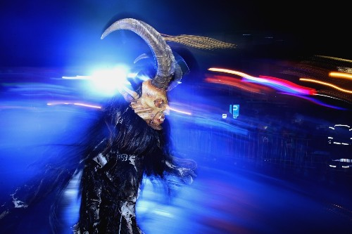 Annual Krampus Run In Austria Ahead of Christmas: Pictures
