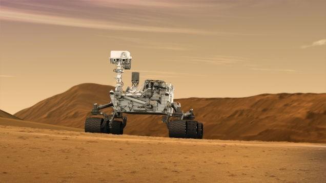 やっぱり火星に生命体? NASA探査機がメタンを検知