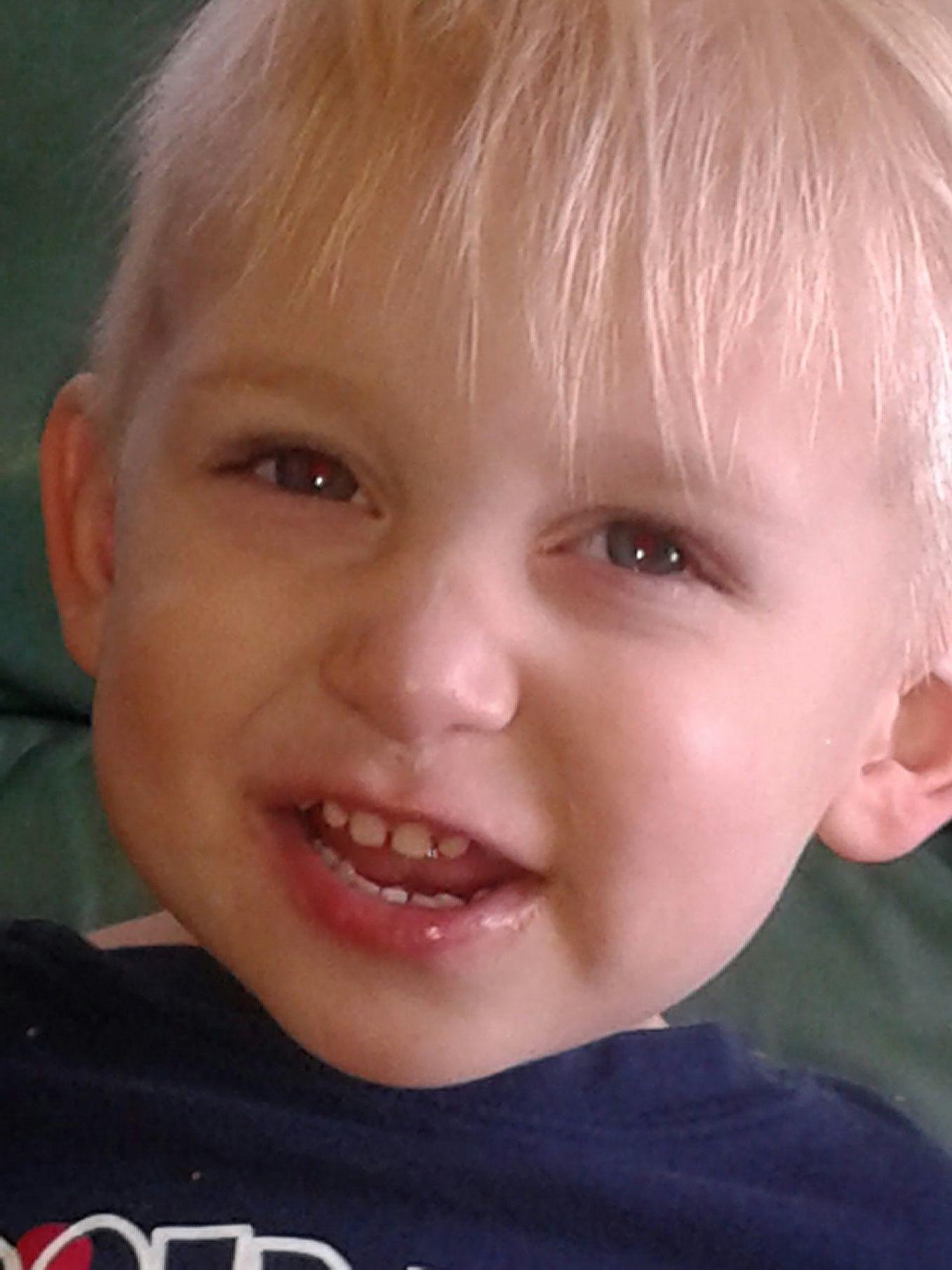 My grandson Elvis lee