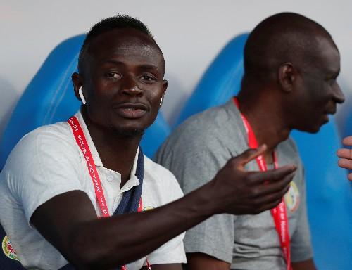 Mane set for Cup of Nations debut against Algeria