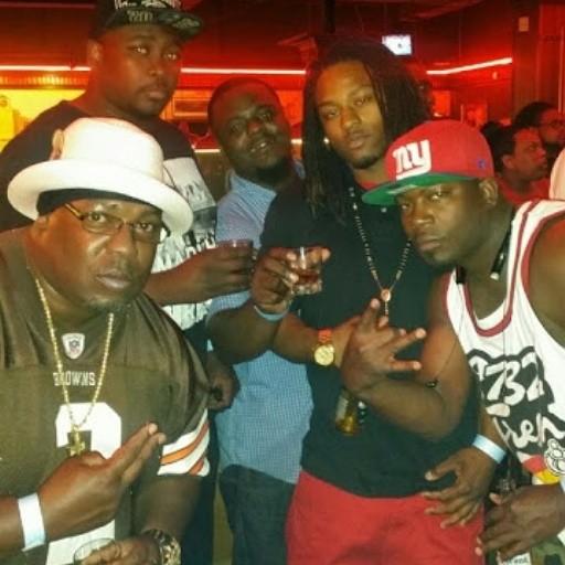 "Breathin with them ""Dirty South"" Boyz in Bossier City Louisiana!"