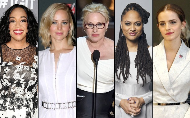 How the women of Hollywood call out gender inequality