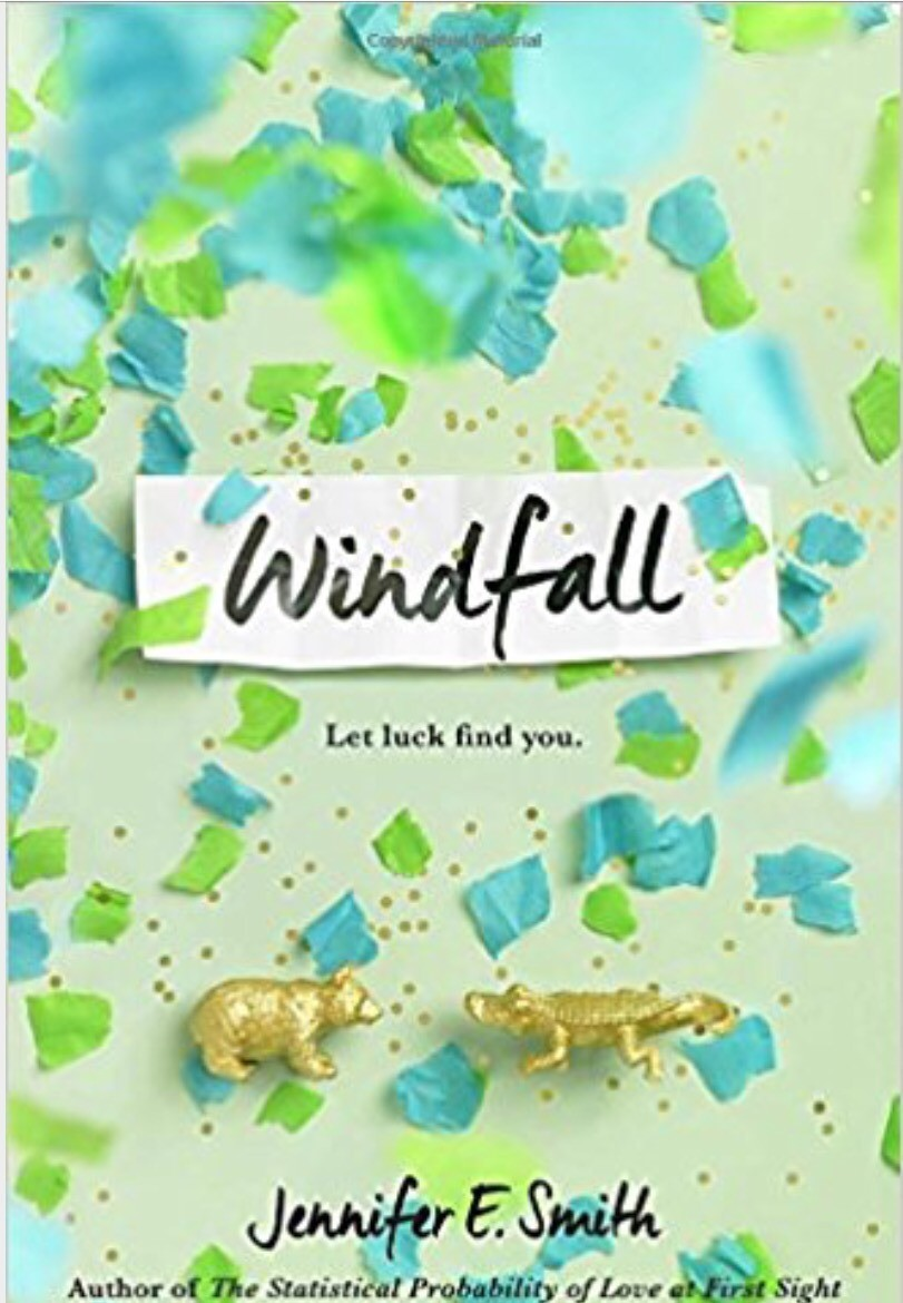 My favorite book is windfall