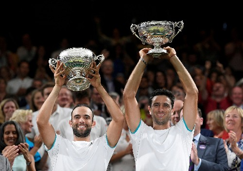 Tennis: Colombians Cabal and Farah seal year-end doubles top ranking