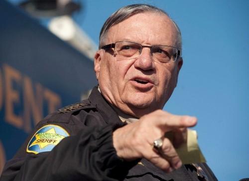 Ex-sheriff Joe Arpaio convicted of criminal contempt