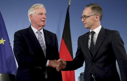 The Latest: EU: hard to see Irish border solution with UK