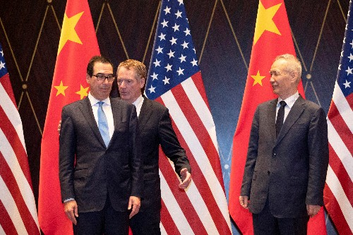 U.S., China to keep talking on trade after little progress in Shanghai