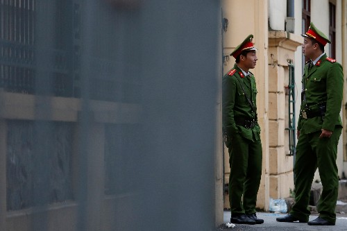 Vietnam launches crooked cop hotline amid corruption crackdown