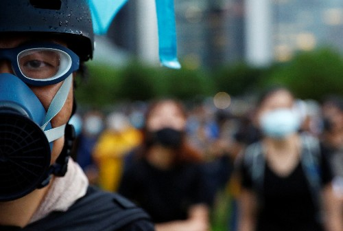 Taiwan urged to join fight for Hong Kong democracy