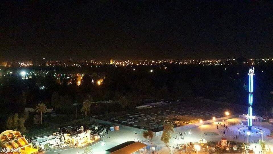 """بغداد ليلا"""""""