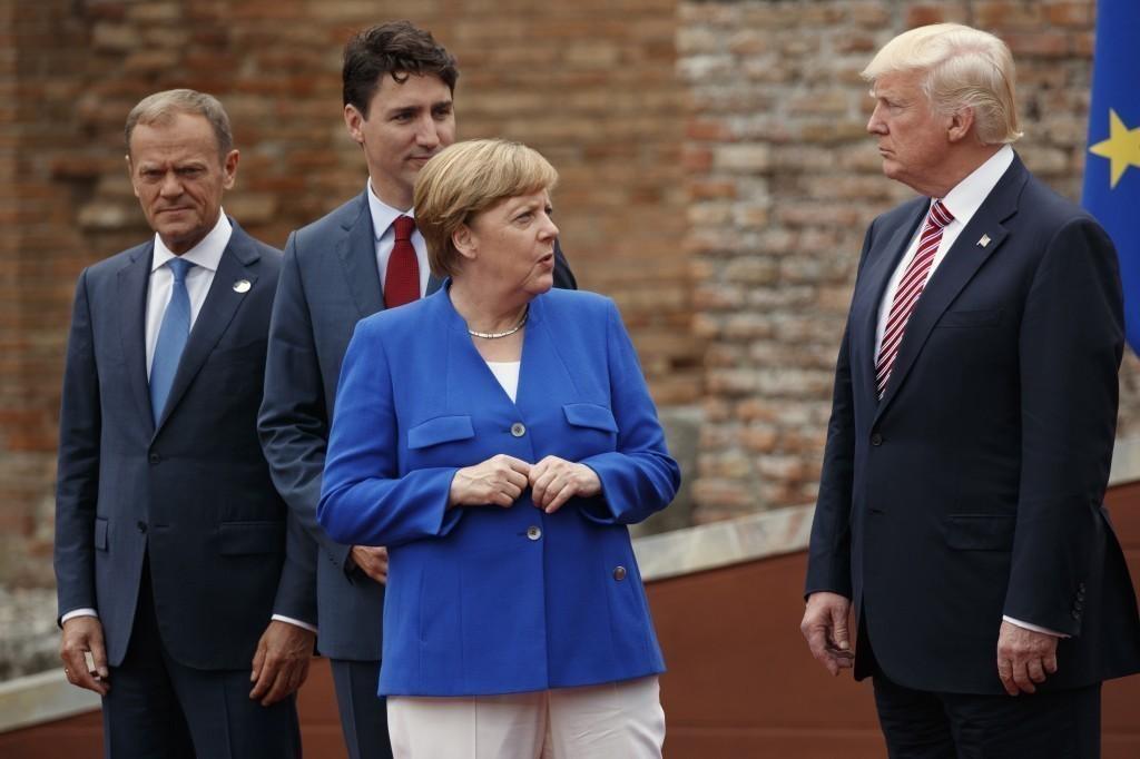 Germans perplexed as Trump escalates feud