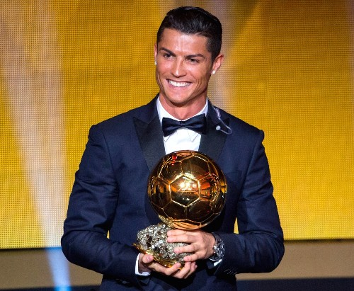 FIFA's Night of Awards: In Pictures
