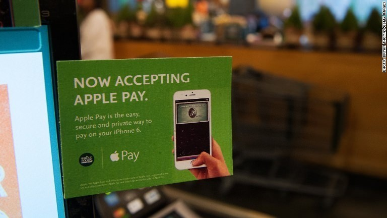 Apple Pay is double charging some customers
