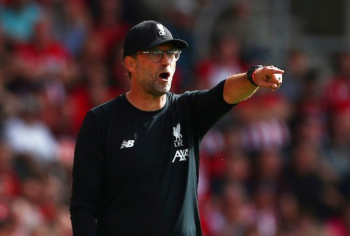 Soccer: 'Stay greedy': Klopp's mantra for title-chasing Liverpool
