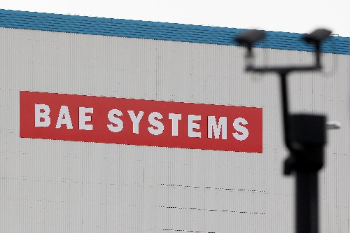 BAE Systems wins funding from U.S. Army to start production of new armored vehicles