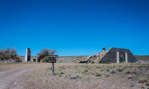 Searching for the remote: Cabo Raso, Patagonia's coastal ghost town