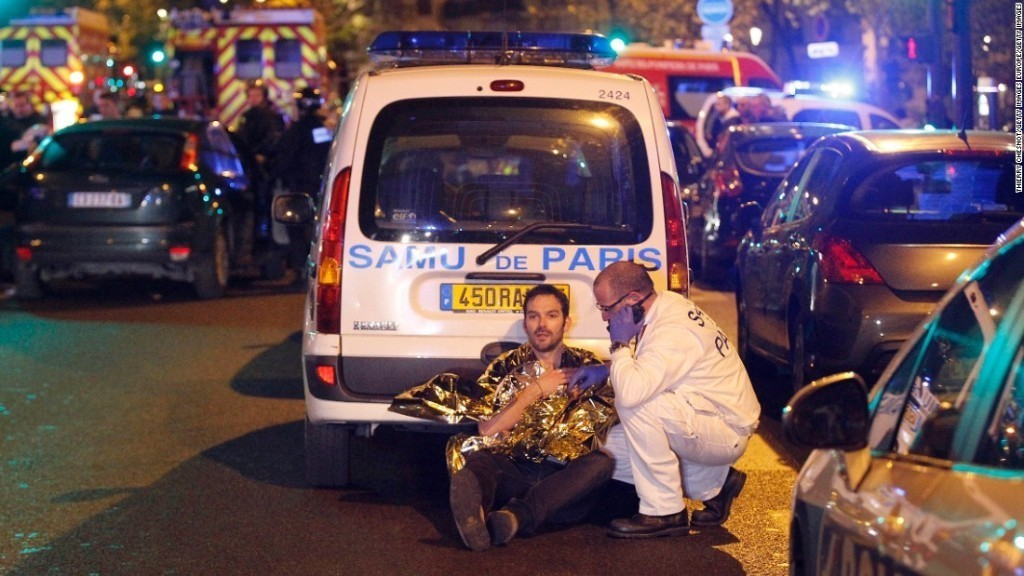 Is it an act of violence or terror?
