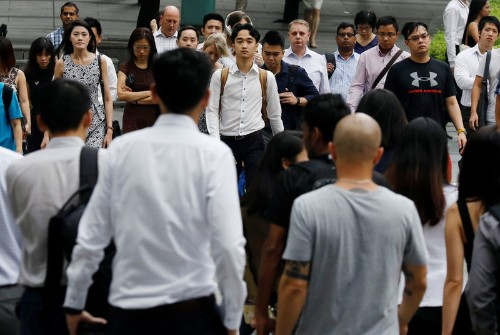 Singapore aims to create 10,000 tech jobs in three years