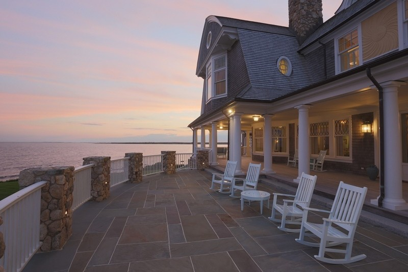 Porch $ | View $ | ... Sharing this space with family & friends ... Priceless. Check out this & other Cape Cod & Islands listings from Robert Paul Properties -