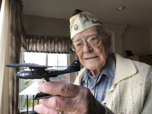Pearl Harbor survivor and Navy veteran recalls 1941 attack