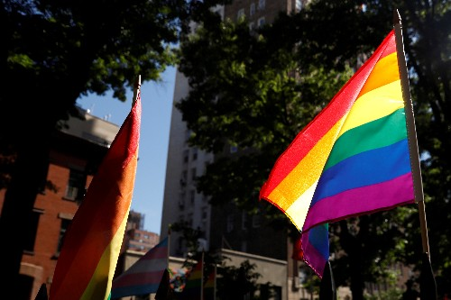 No 'gay gene', but study finds genetic links to sexual behaviour