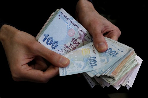 Lira may be Turkey's Achilles heel in Syria battle