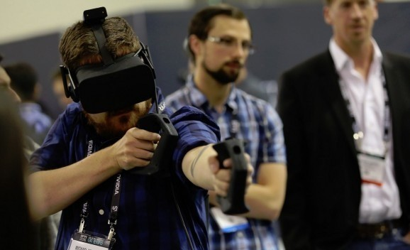 About 40% of gamers will buy a VR headset in the next year