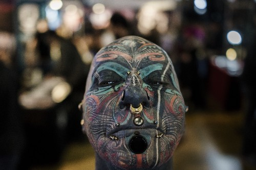 Berlin Tattoo Festival: Pictures