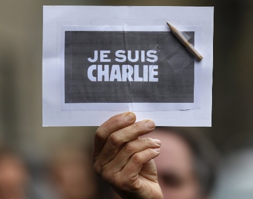 The World Mourns Charlie