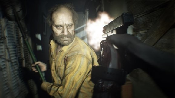 Resident Evil VII's excellent, chilling design isn't that scary for someone used to death