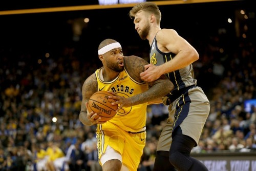NBA roundup: Cousins returns, leads Warriors to win