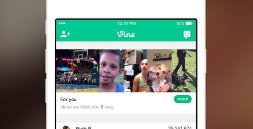 Vine Gets A Personalized Channel Just For You