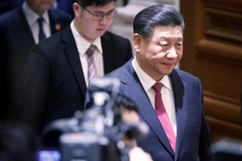 China's President Xi holds politburo meeting on curbing virus outbreak
