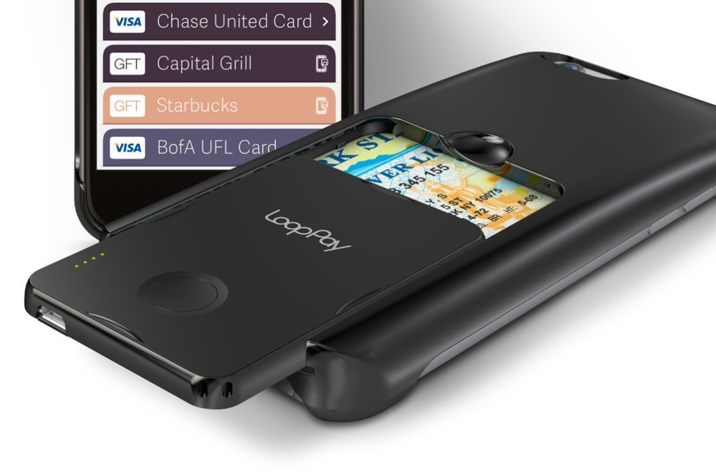 LoopPay starts selling a programmable credit card sleeve for the iPhone 6 and 6 Plus